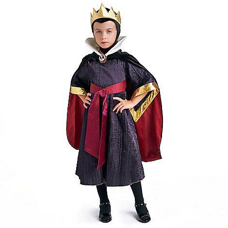 Evil Queen Costume for Kids $49.95-$54.95 | Disney Store Halloween 2017  sc 1 st  Pinterest & Evil Queen Costume for Kids $49.95-$54.95 | Disney Store Halloween ...