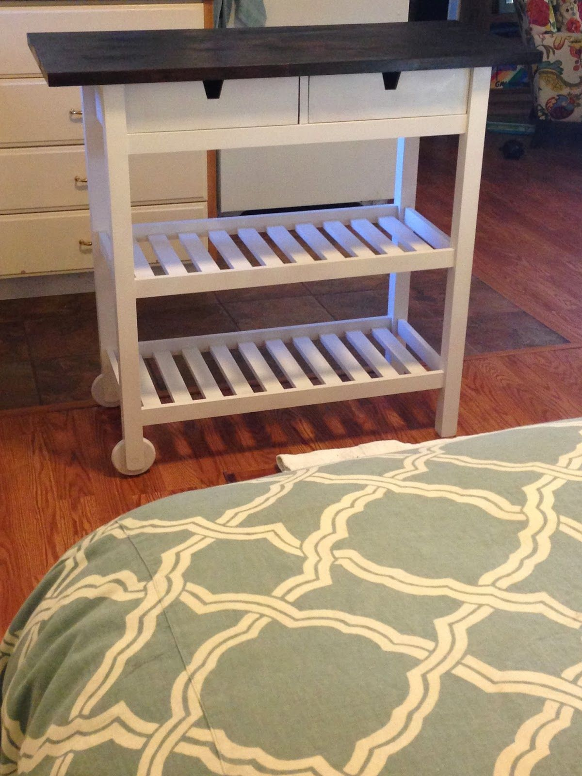 Kitchen Carts Ikea The Daily Wink Ikea Hack Frhja Kitchen Cart For The Home