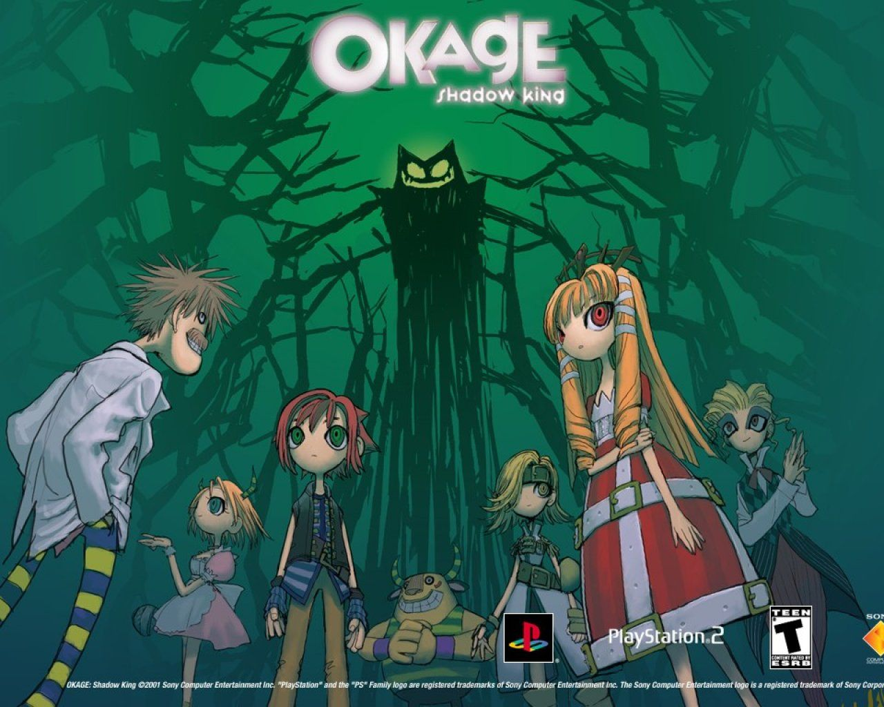 Okage: Shadow King – PlayStation 4 Release bestätigt - http://sumikai.com/games/okage-shadow-king-playstation-4-release-bestaetigt-125129/