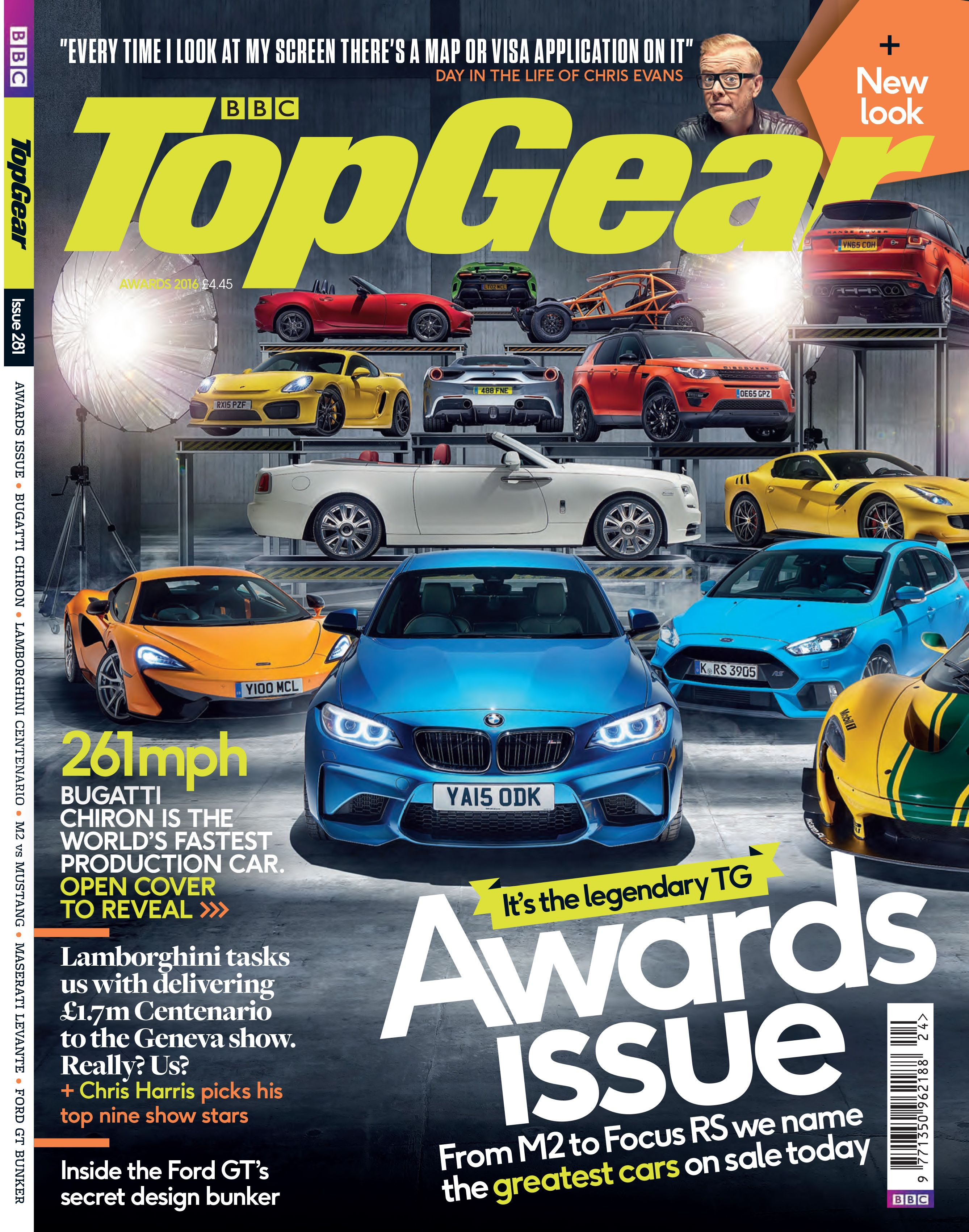 Get the NEW LOOK Top Gear magazine Awards issue! Naming the ...