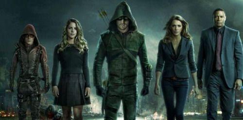 Actor de Arrow sale de clóset....