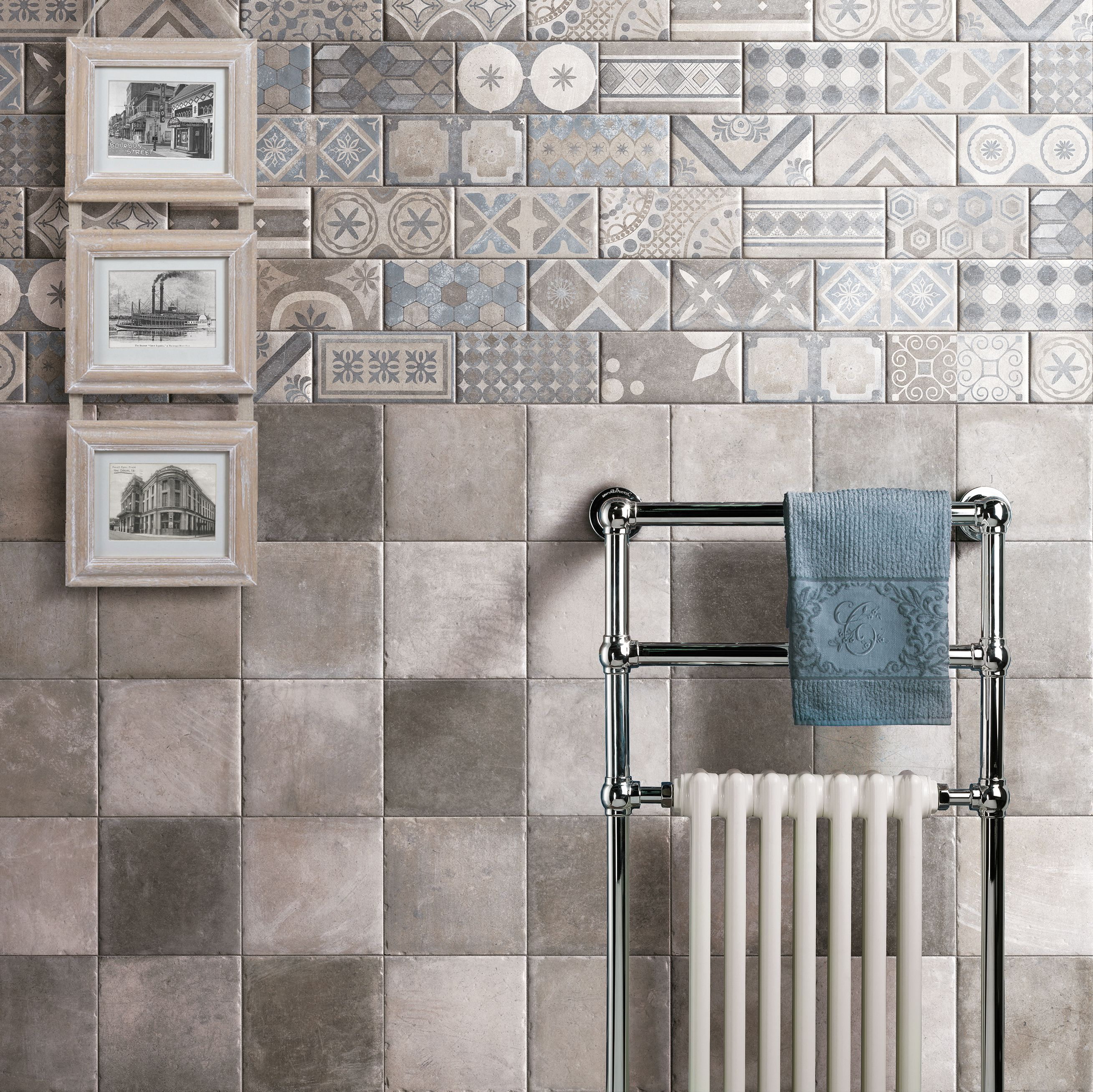 Pin di cir manifatture ceramiche su brick time pinterest for Piastrelle 40x40