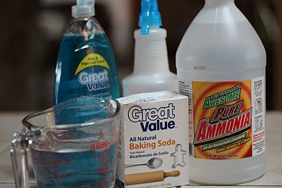 Home Made Shout Stain Remover Homemade Laundry Detergent