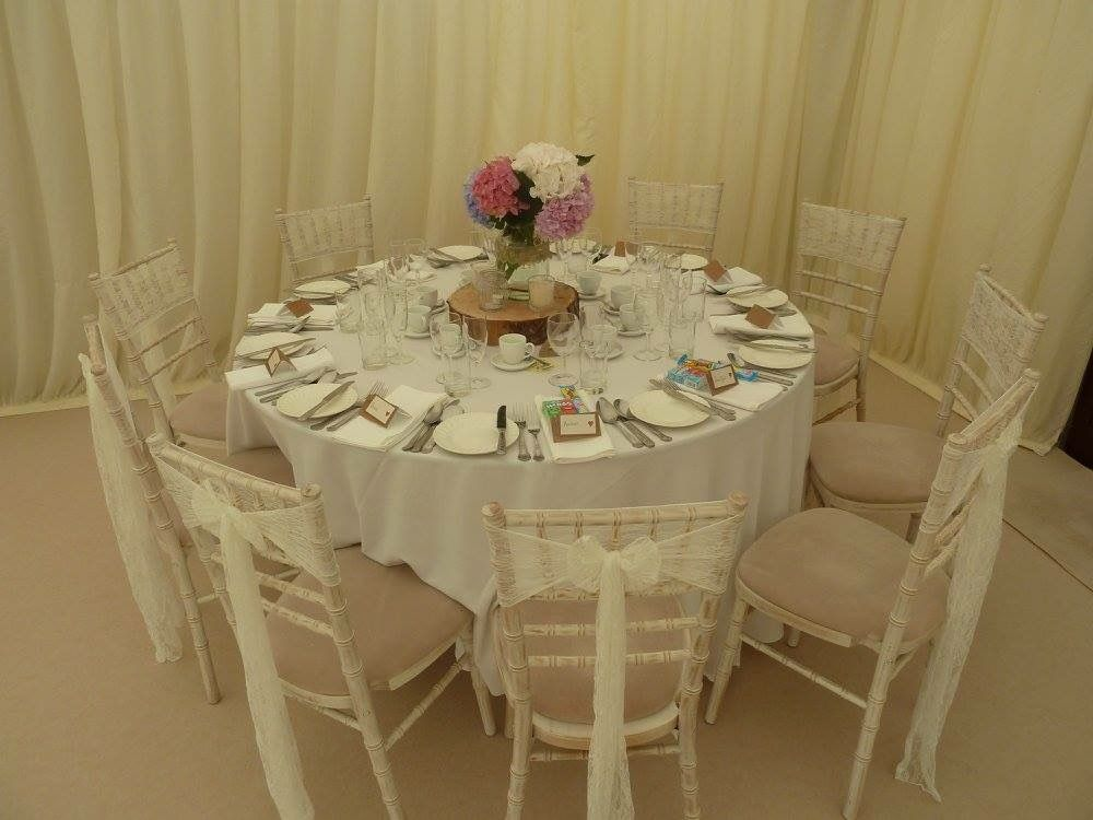 simply elegant lace sashes fabulous for when your venue chairs don