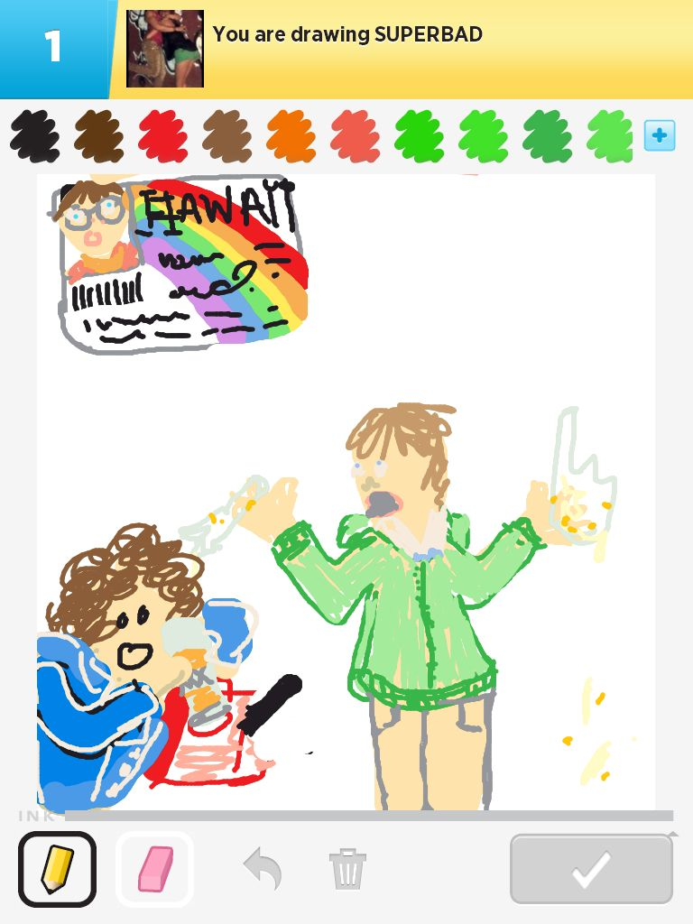 Superbad draw something pinterest superbad superbad fandeluxe Image collections