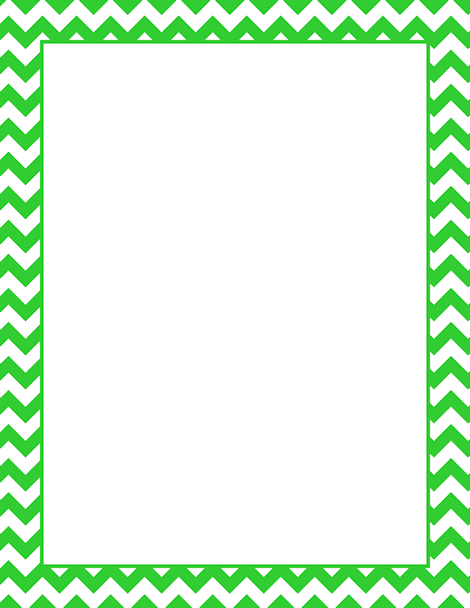 printable lime green chevron border free gif jpg pdf. Black Bedroom Furniture Sets. Home Design Ideas