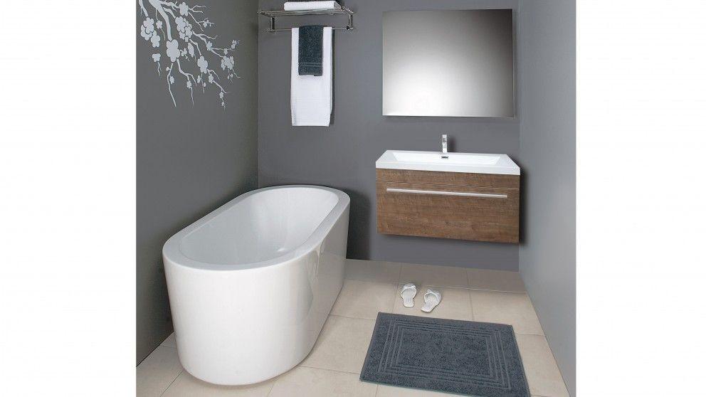 Forme Studio Bath Reflex Vanity And 90cm Mirror Package Bathroom Vanities
