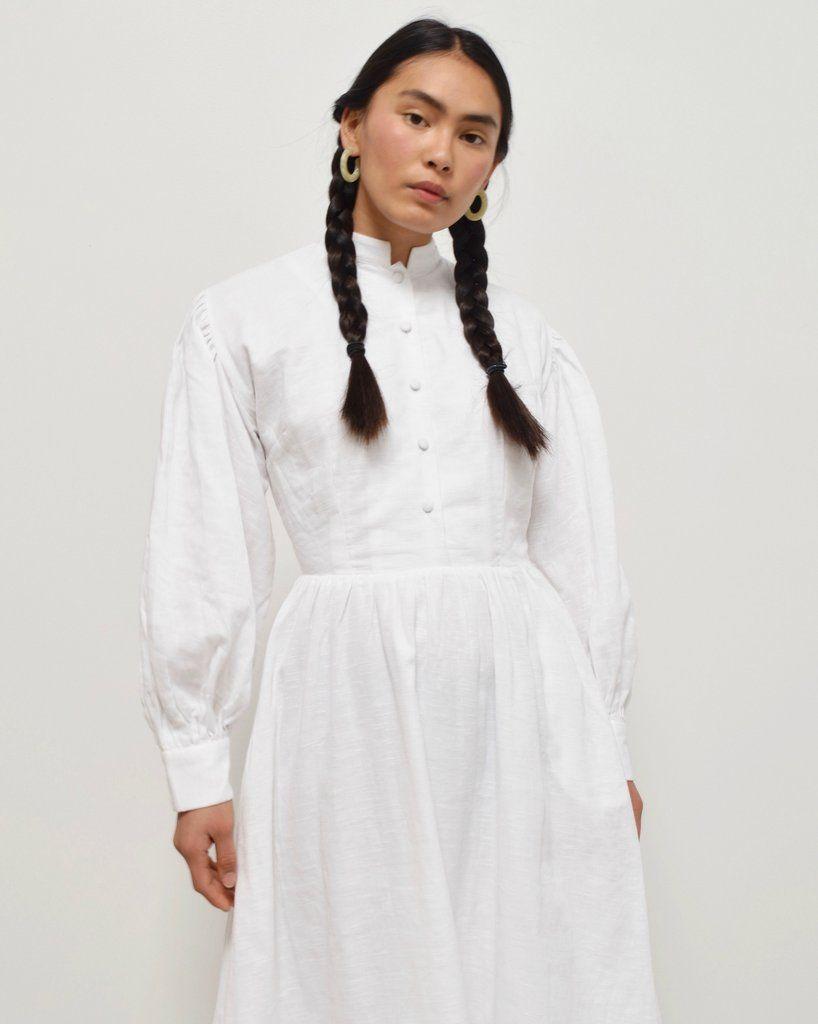 Fairfax dress from hannah kristina metz shopfuggiamo