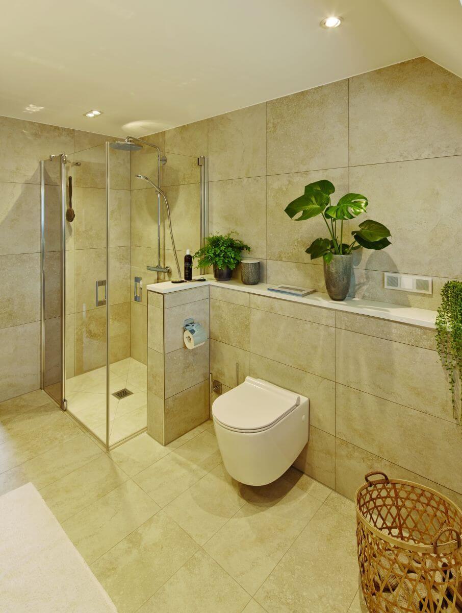 Einbauleuchten Machen Jedes Badezimmer Zum Luxus Palast Die Eingelassenen Lampen Wirken Besonders Edel Und Geben Dem Einbauleuchten Badezimmerideen Paulmann
