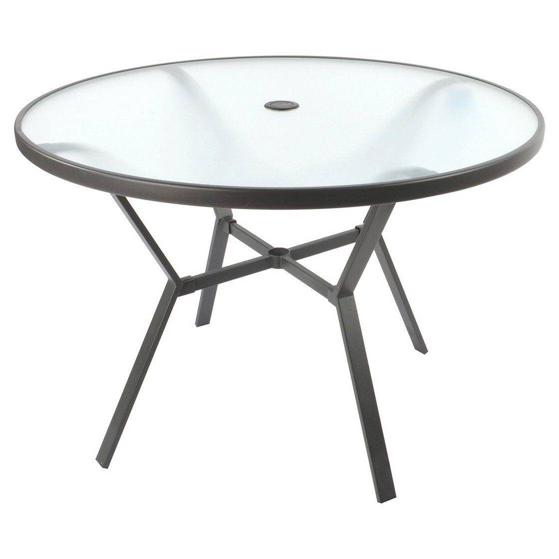 Room Essentials Glass Dining Table