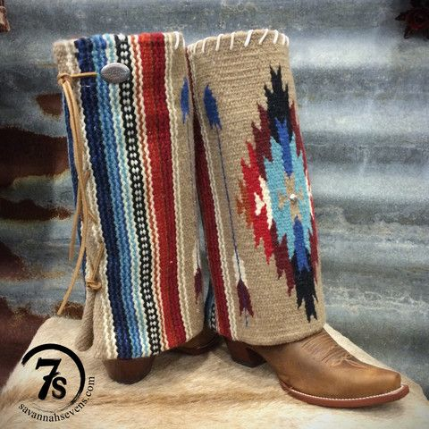 The White Sands Boot Rugs From Savannah Sevens Western Chic