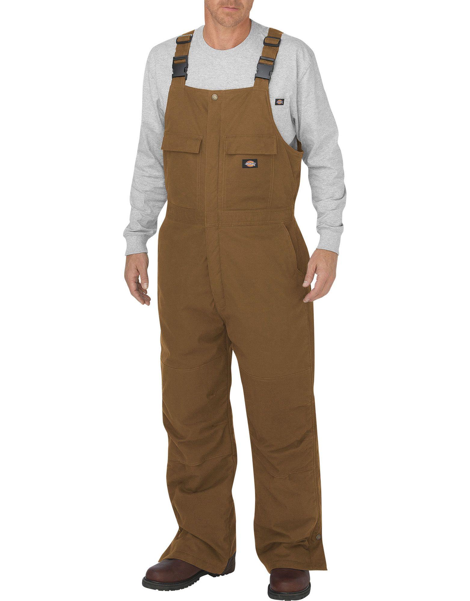 flex sanded stretch duck insulated bib overalls overalls on walls men s insulated hunting coveralls id=72139