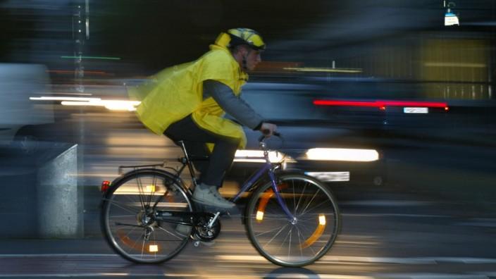 Freising Vermehrt Kontrollen Von Radfahrern Ohne Licht