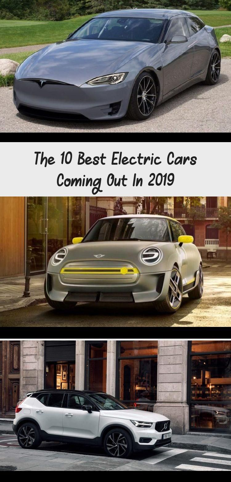 Best 2020 All Electric Cars