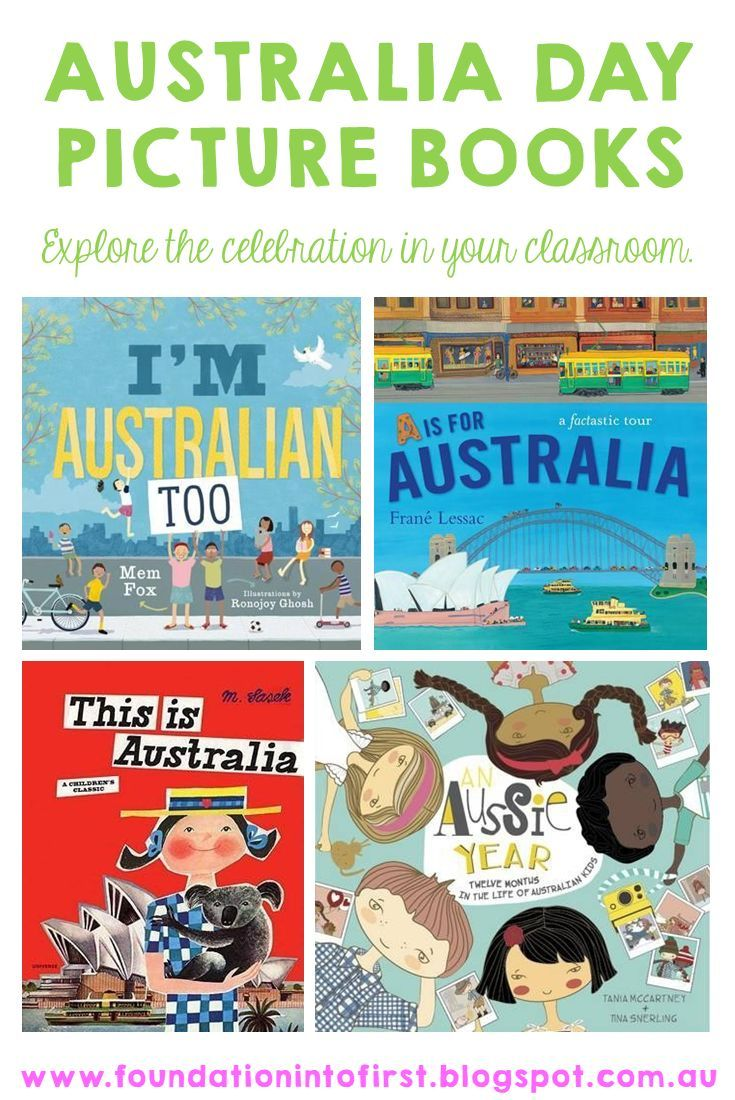 Explore Australia Day With These Wonderful Picture Books This Blog
