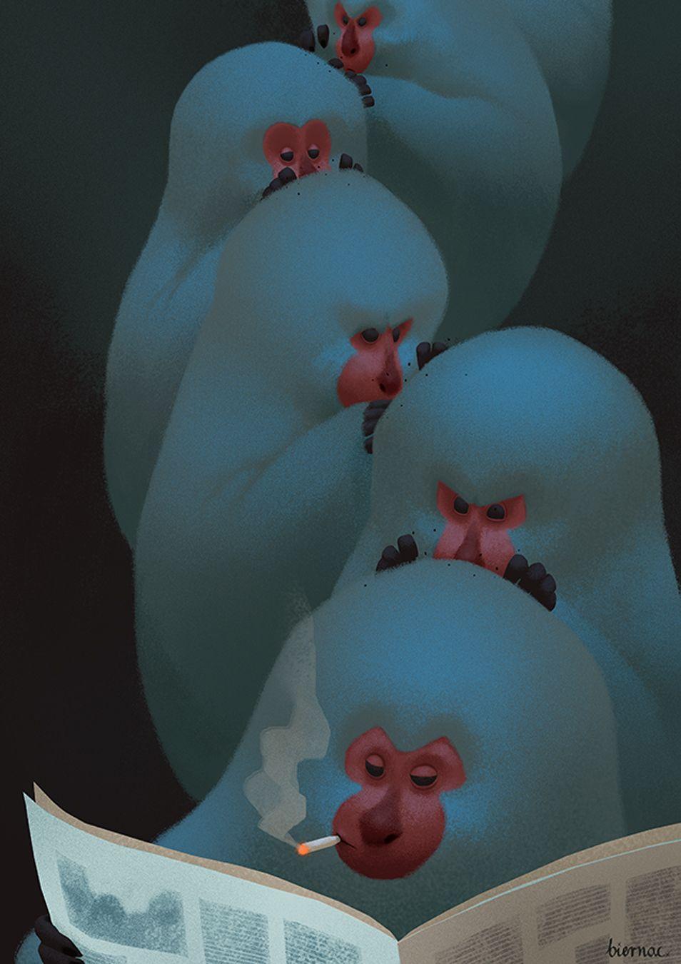 The Art Of Animation, Szymon Biernacki
