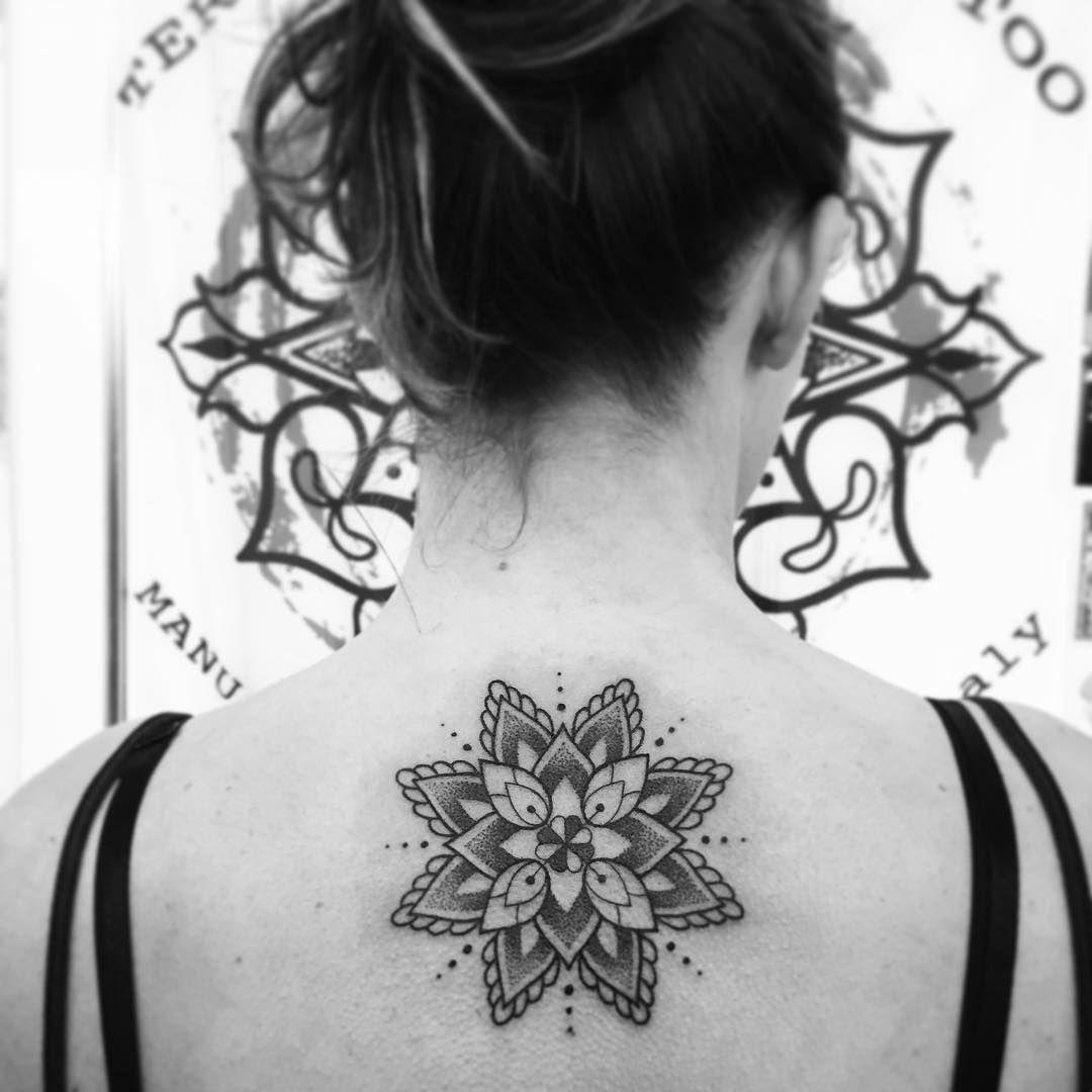 Pin En Espalda Tatuajes