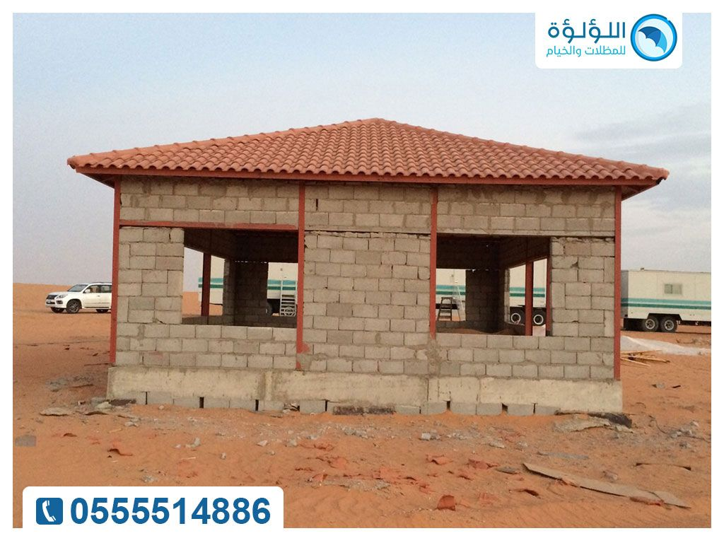 مجالس قرميد Outdoor Structures Outdoor Brick