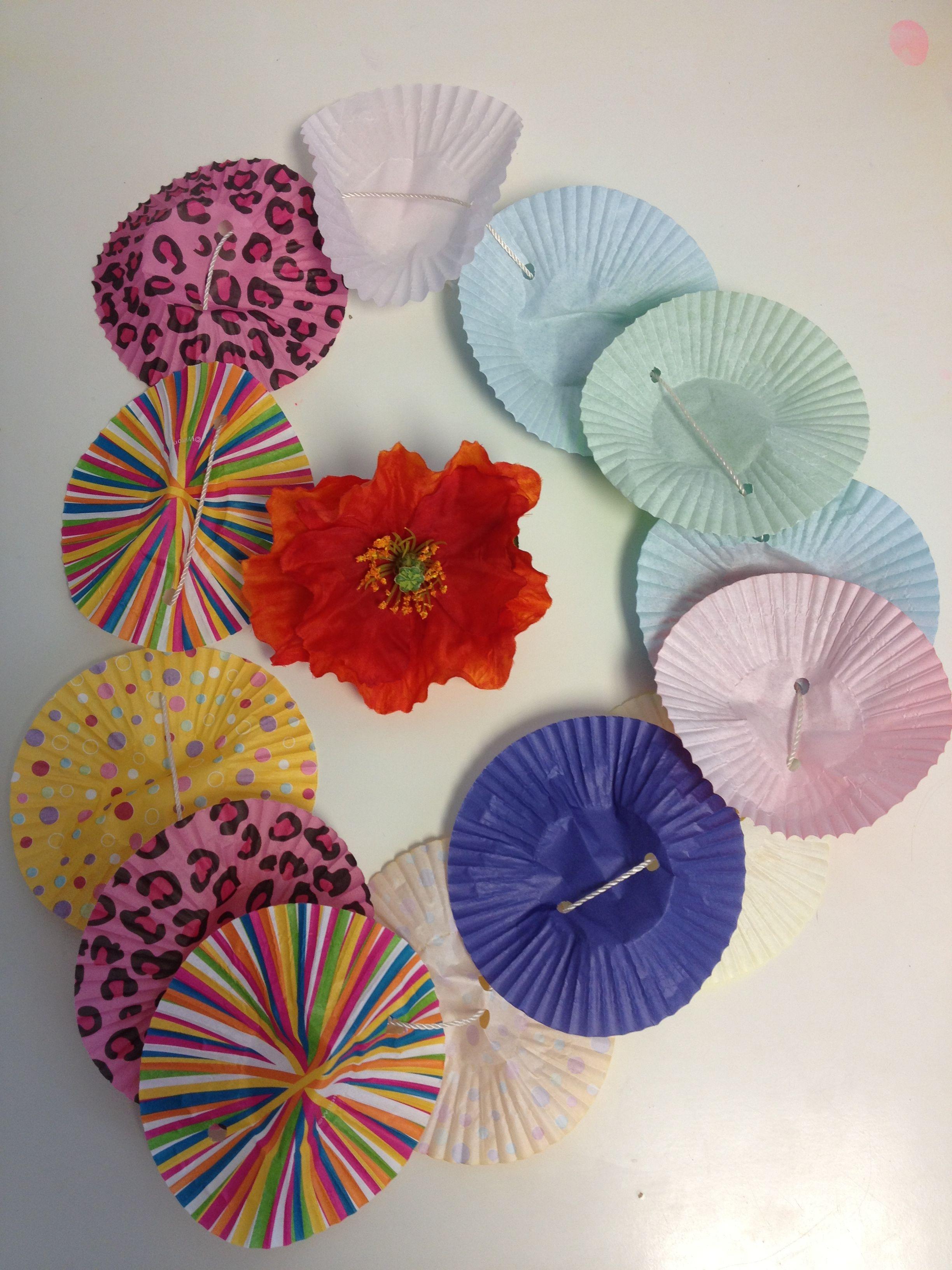 Hawaiian Lei That Kids Will Love Making Supplies Needed Cupcake
