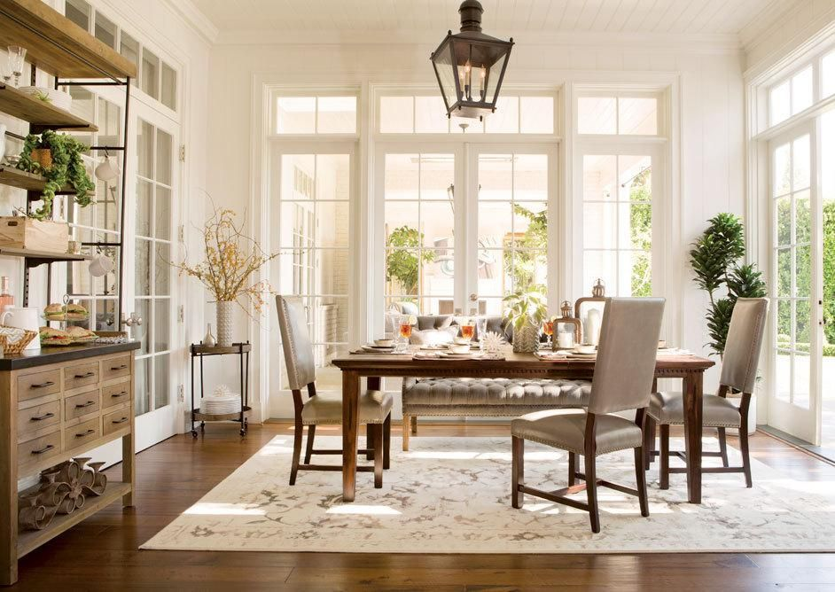 Dining Room Furniture Inspiration - Living Spaces | Dining Room ...