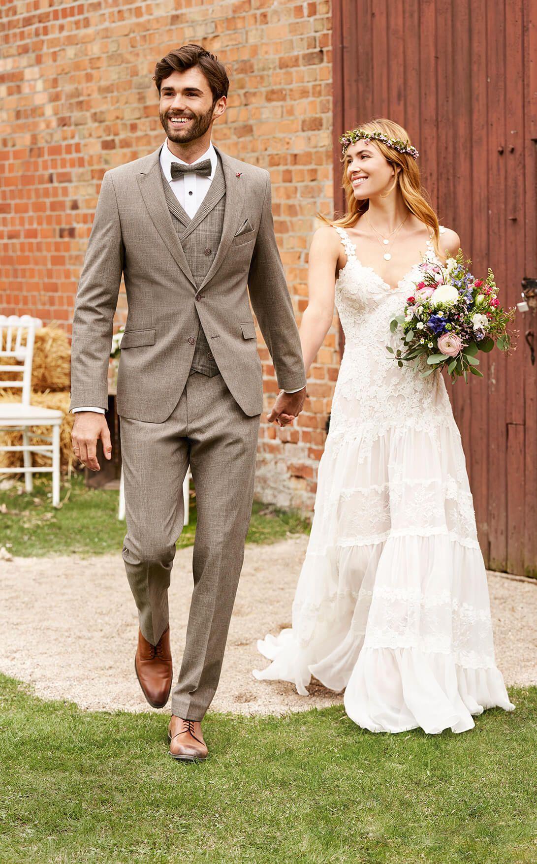 Herrenmode Torino 05 Avinia Anzug Hochzeit Vintage Hochzeitsanzuge Kleid Standesamt Braut