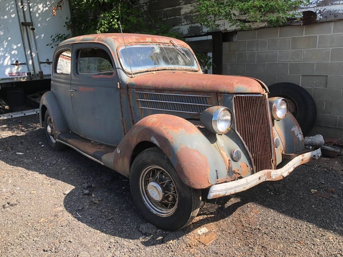 Solid Texas Tudor: 1936 Ford Project | Barn Finds | Ford, Muscle