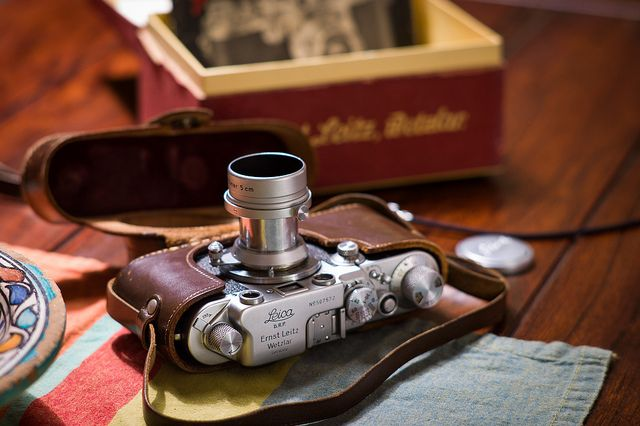 63 years old Leica III