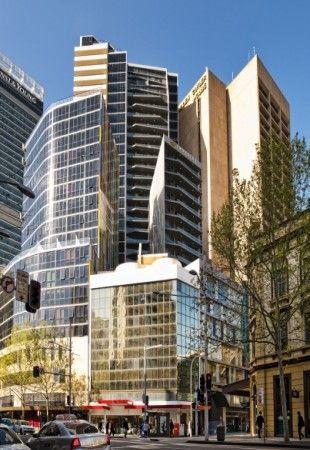 Campbell Street Serviced Apartments Sydney CBD - Meriton ...