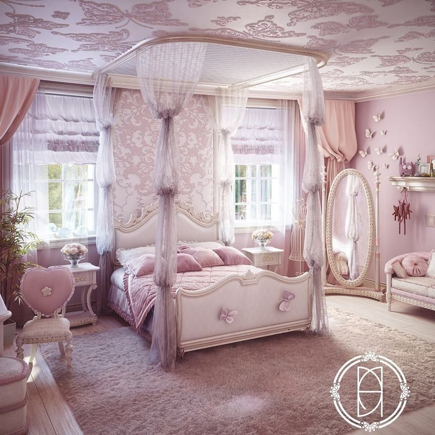 Pin By Asifa 1 On Home With Images Shabby Chic Girls Bedroom