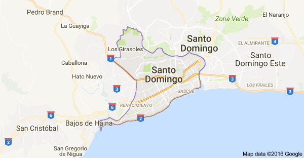 Plano De Ubicacion De Santo Domingo Map Map Screenshot Screenshots