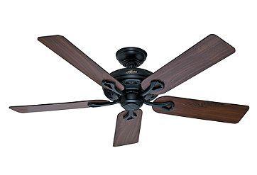 Hunter Savoy Energy Efficient Fan