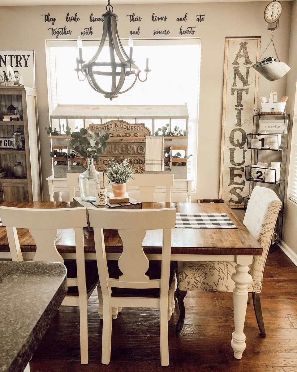 Antique Inspired Dining Room Lounge Furniture Design Primitive Dining Rooms Dining Room Design