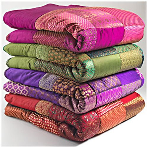 Patchwork Indian Quilts