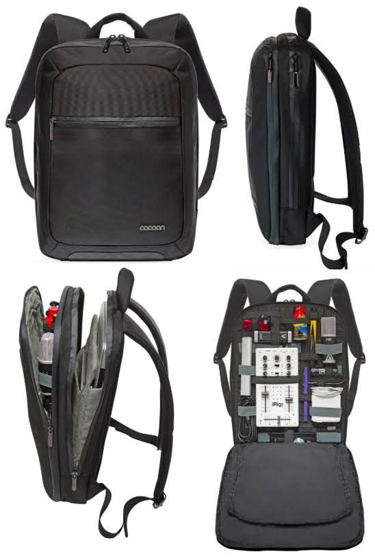 "037073fb5 Cocoon introduces ""the world's most intelligent backpack"" Maletin Ejecutivo,  Estilo De Negocio,"