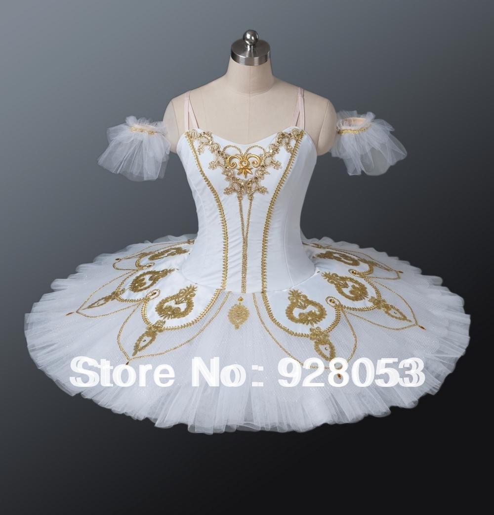 Adult Ballet Tutu SkirtWomen Professional Ballerina DressClassical