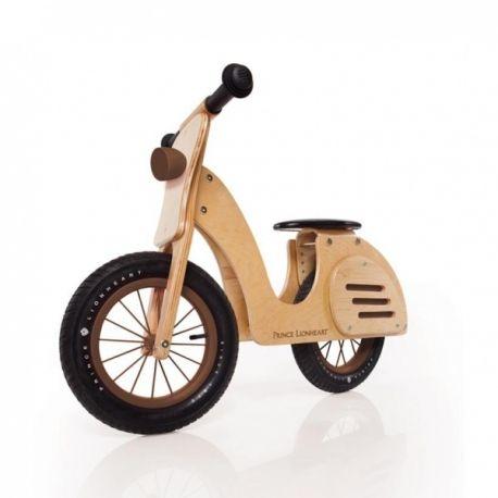 Rowerek biegowy - Prince Lionheart Whirl Balance Scooter Brown 7605