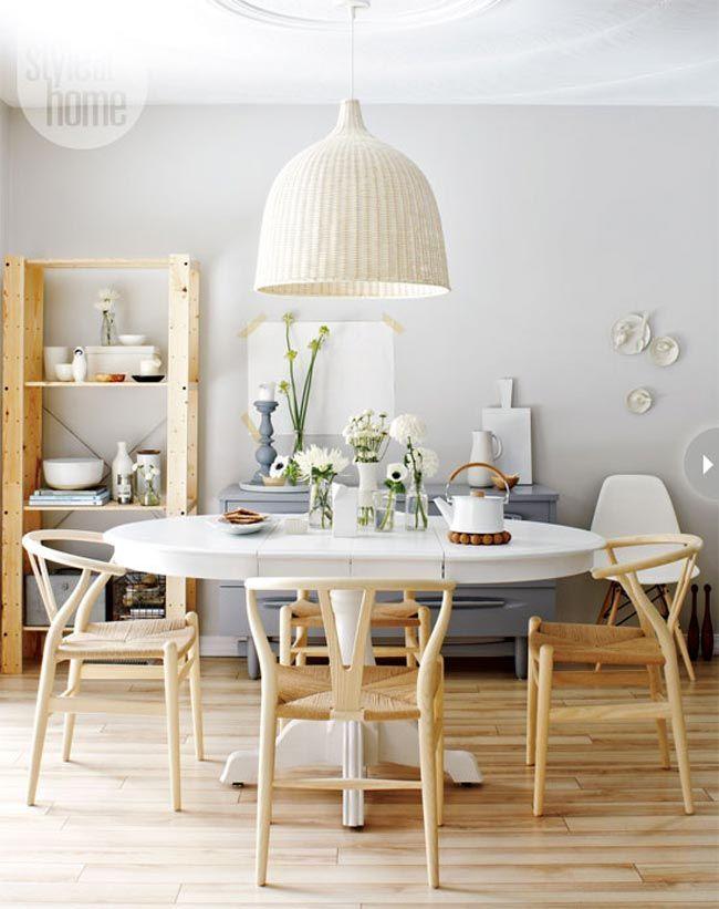 Estilo escandinavo low cost con mucho palé de madera · low cost ...