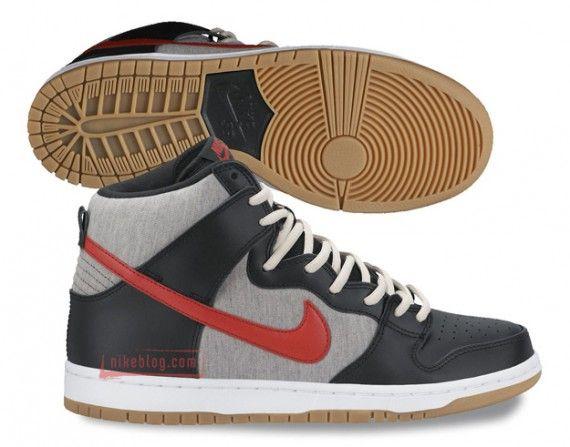 info for 92297 3982e Nike SB Dunk High – 2014 Preview Moda Masculina, Hombres, Calzado Nike  Gratis,