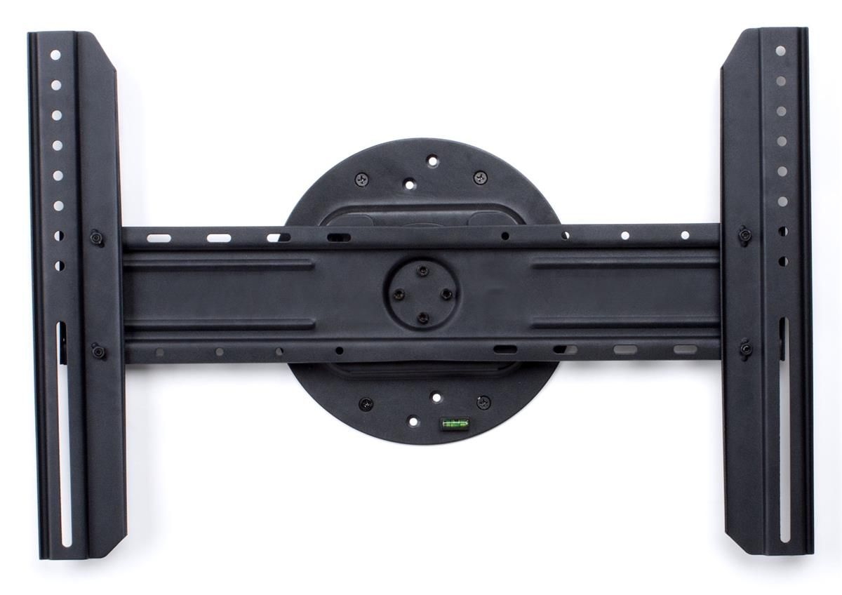Tv Wall Mount With 360 Degree Rotation Fits Monitors 37 Quot To