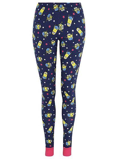 08ef71c1e40c5a Minions Pyjama Bottoms
