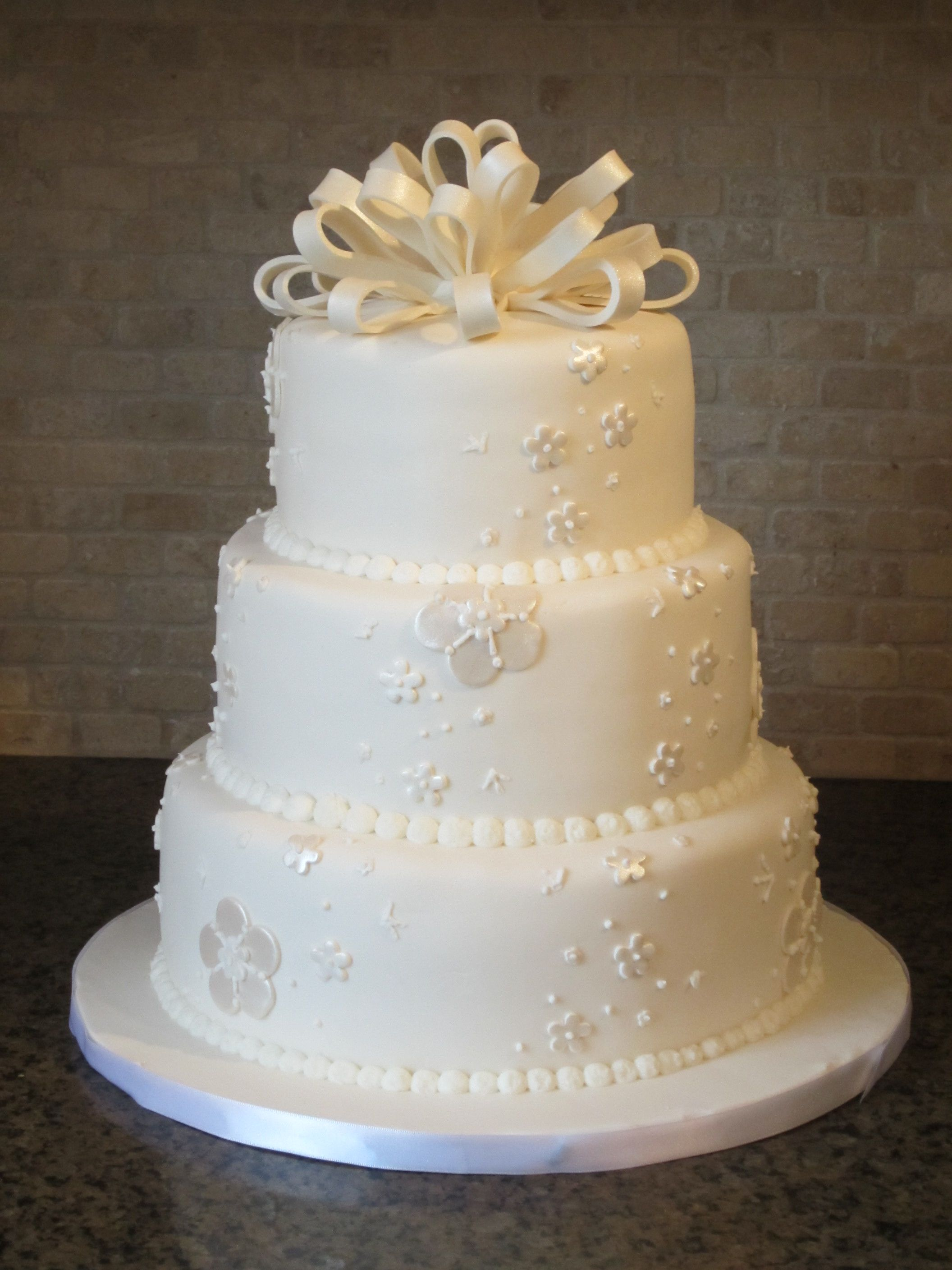 traditional wedding cakes | competition simple elegant or ...