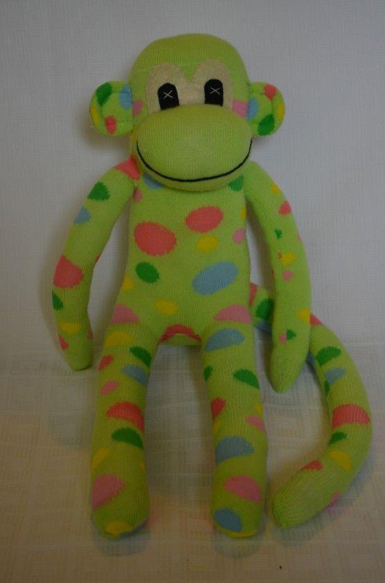 Monkey and Me - sock monkeys, cuteness and made in Australia!! Love.