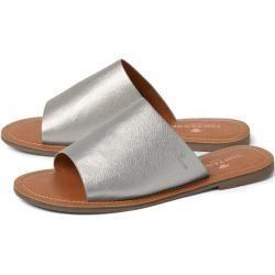Reduzierte Damensandalen Tom Tailor Damen Sandalen in
