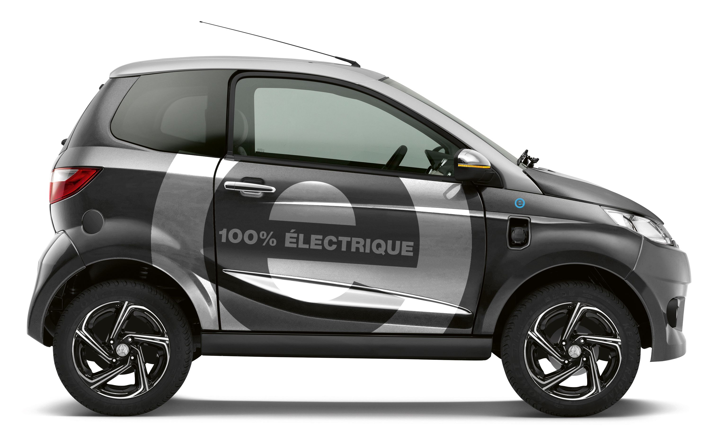E Aixam City Premium Moped Autos Elektrisch