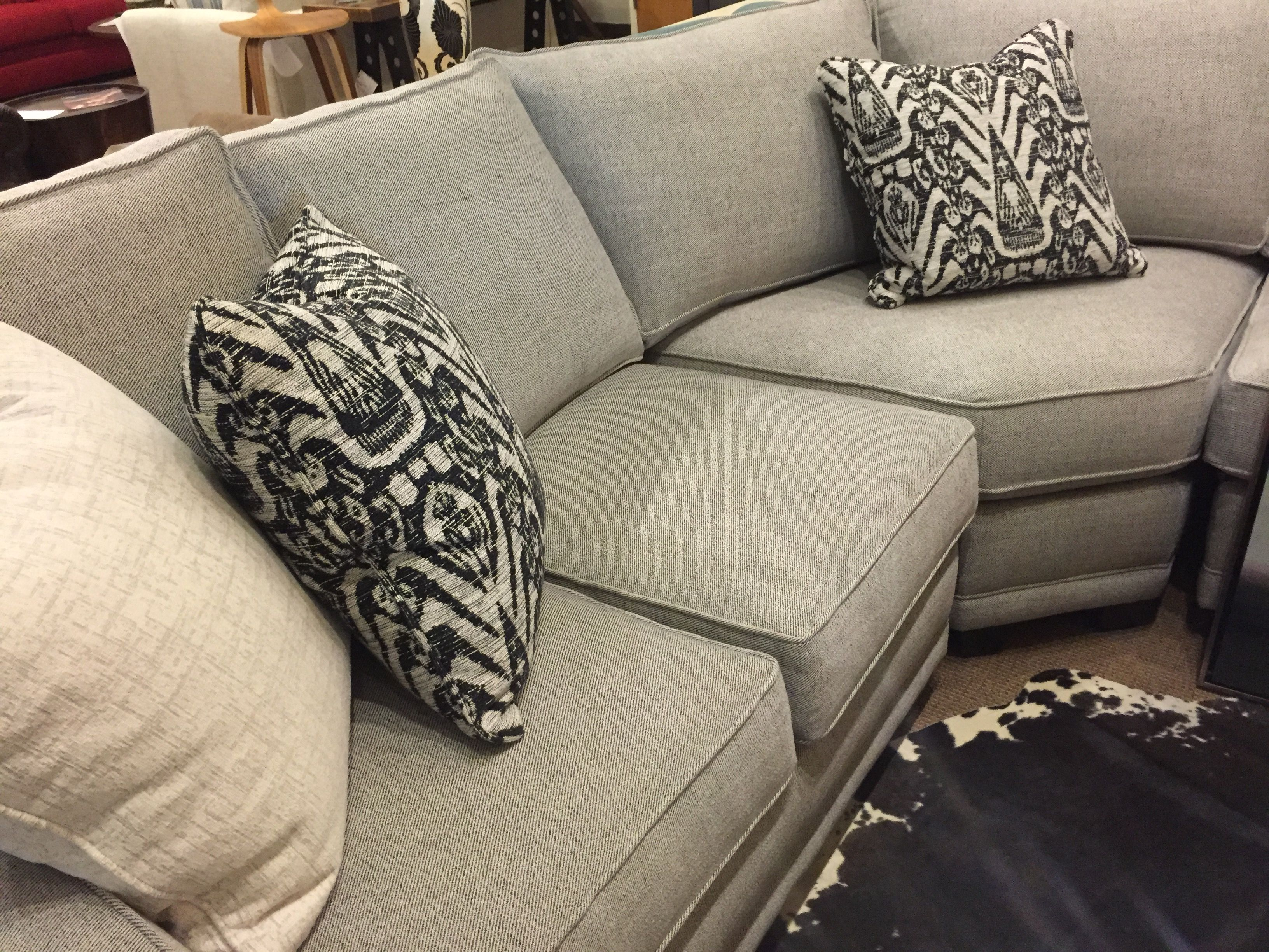 Furniture In Knoxville Braden S Lifestyles Sectional Sofa Fine Home Furnishings Décor Interiors Interior Design The