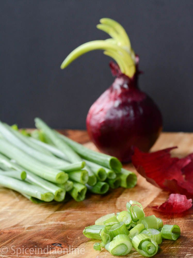 How to freeze spring onions storing green onions