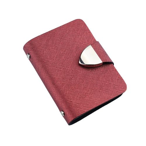 New fashion women card id holder faux leather fold design multiple new fashion women card id holder faux leather fold design multiple card slots business card holder colourmoves