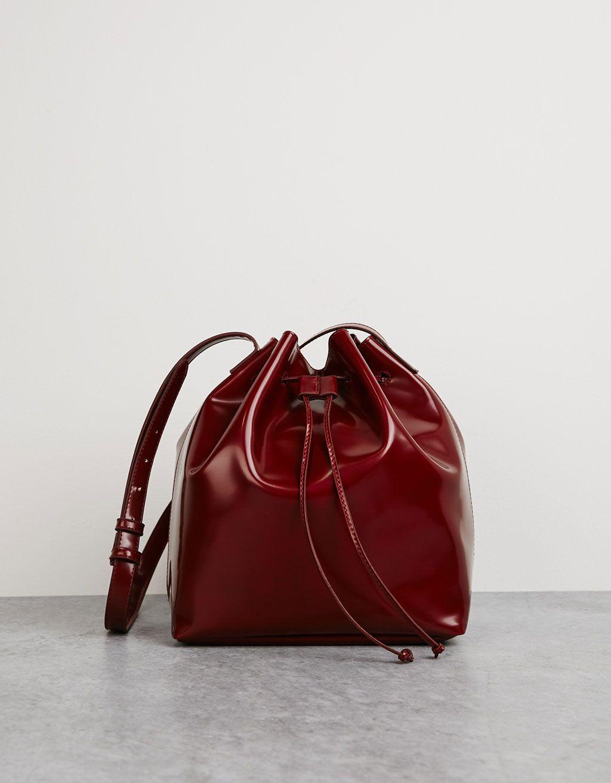 Bershka United Kingdom - Plain pouch bag  07bae8c0c595a