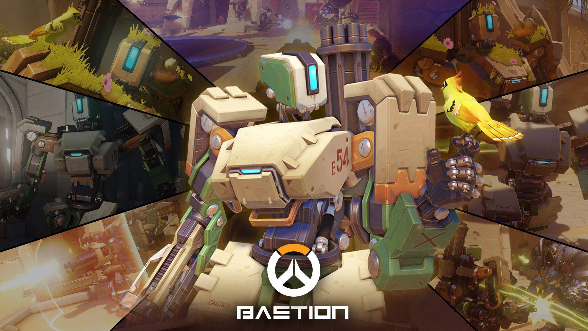 Video Game Overwatch Bastion Overwatch Wallpaper Overwatch Wallpapers Overwatch Overwatch Bastion