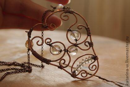 """""""Skull"""" Vintage jewelry. Handmade."""